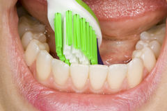 Oral hygiene Royalty Free Stock Images