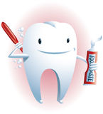 Oral hygiene Royalty Free Stock Photos