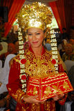 Orang Minangkabau Royalty Free Stock Image