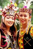 Orang ulu Royalty Free Stock Images