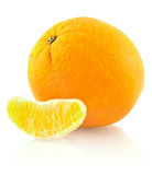 Orange Photos libres de droits
