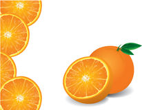 Orange Lizenzfreies Stockbild