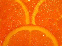 Orange Photographie stock