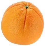 Orange. Orange isolated on white with clipping path stock photo