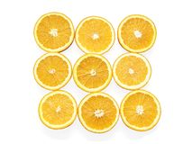 Orange [2] Stock Photography