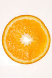 Orange. Slice Stock Image