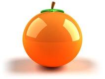 Orange illustration stock