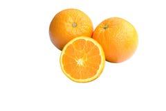 Orange Image libre de droits
