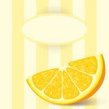 Orange Illustration de Vecteur