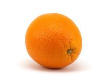 Orange. Isolated on a white background Royalty Free Stock Photo