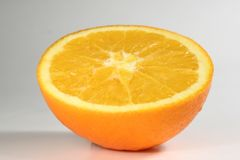 orange royaltyfri bild