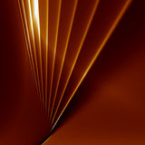 Orange abstarct shine background Royalty Free Stock Image