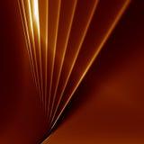 Orange abstarct shine background Royalty Free Stock Image