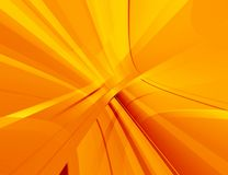Orange abstract Royalty Free Stock Photo
