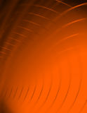 Orange abstract. Orange patterned gradient abstract background illustration Stock Images