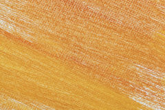 Orange abstract on artist canvas Stock Photo