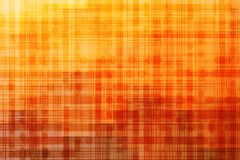 Orange Abstract Backdrop Stock Photography