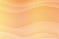 Orange Abstract Background Royalty Free Stock Image