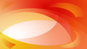 Orange abstract background. Abstract background of curved lines in red and orange colors Royalty Free Stock Images