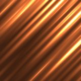 Orange Abstract Background. With diagonal lights for design concepts, wallpapers, presentations, web, prints. Vector illustration Stock Photo