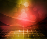 Orange Abstract Background Image Royalty Free Stock Photography