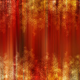 Orange abstract Background Royalty Free Stock Photos