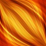 Orange Abstract background royalty free illustration