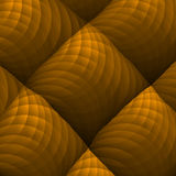 Orange abstract background. Stock Photography