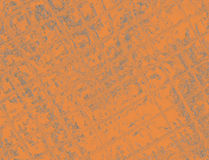 Orange abstract background Royalty Free Stock Photos
