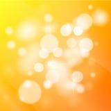 Orange abstract background. Vector illustration of abstract light orange background Royalty Free Illustration