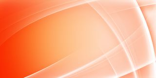 Free Orange Abstract Background With Curves Lines Royalty Free Stock Images - 135433549