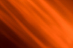 Orange abstract blurred background. Created by light movement diagonally Royalty Free Stock Images