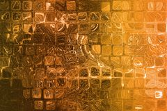 Orange Abstract Corporate Data Internet Grid Stock Photography