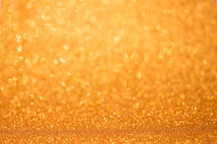 Orange abstract light Royalty Free Stock Photo