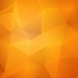 Orange Abstract Mesh Background. + EPS10 Stock Photo