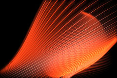 Orange abstract wallpaper background Royalty Free Stock Photography