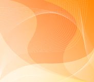 Orange abstract/web background Stock Images