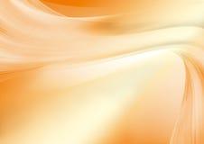 Orange abstraite Photo libre de droits