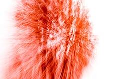 Orange abstraite Images libres de droits