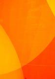 Orange abstraite Photographie stock libre de droits