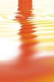 orange abstraite Photo stock