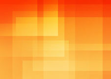 orange abstraite de fond Photos libres de droits