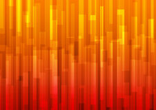 orange abstraite de fond Photos stock