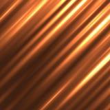 Orange abstrakter Hintergrund Stockfoto