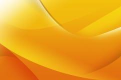 Orange abstrakter Hintergrund Stockbilder