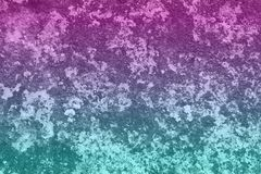 Orange aged grungy mossy stone texture - beautiful abstract photo background stock illustration