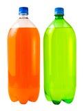 Orange And Lemon Lime Soda Stock Image