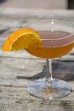 Orange aperitif Stock Photography