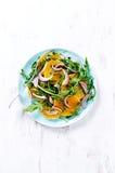 Orange and Arugula Salad Stock Image
