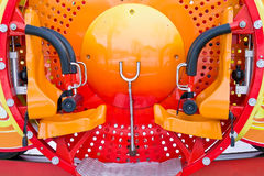 Orange attraction Royalty Free Stock Photos